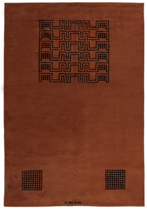 Deco Carpet by Ivan da Silva Bruhns, BB6326