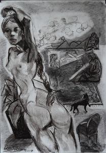 Female Body Allegory