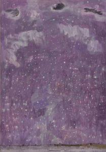 Sotto il cielo stellato