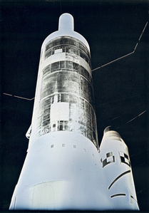 Phallus #3 (Martin Marietta SM-68B/LGM-25C Titan III), Maquette