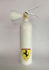 White Ferarri