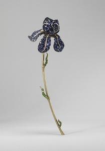 Iris Corsage Ornament
