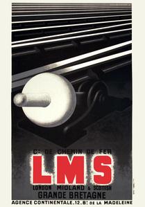 LMS - London and Midland Scottish - Train