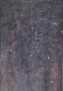 Fireflies in a Grey Mist