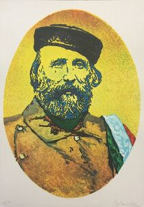 Portrait of Garibaldi