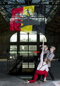 Hoisting the Banner