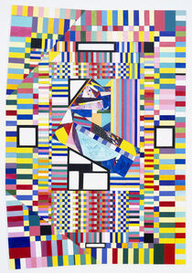Mosaic Painting # 27