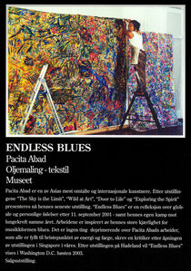PACITA ABAD: Endless Blues