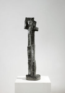 Standing Figure (with Raised Arms)