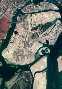 The construction of a robot, Abu Dhabi