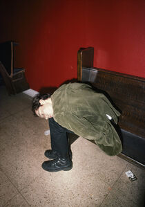 Guy Napping