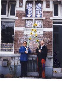 A, Amsterdan, Holland, 1997