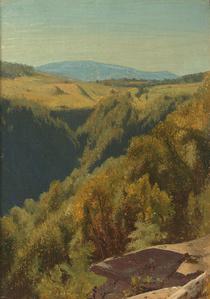 Summer Hills, Hunter Mountain