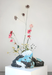 Landscape with Flowers No. 1