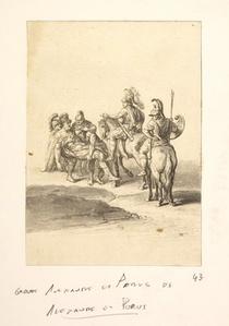 Groupe Alexandre et Porus ...