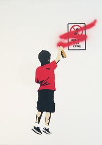 Graffiti is a Crime