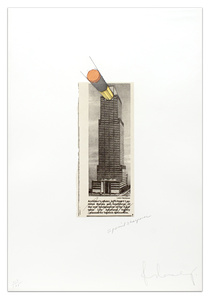 Equitable Building As a Pencil Sharpener