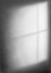 Untitled (Fensterlicht auf Wand)