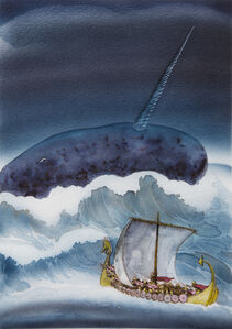 The Monster Narwhal