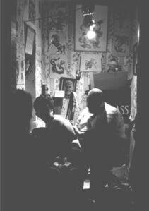 Tattoo Bill's Tattoo Parlour in Portobello Road, London
