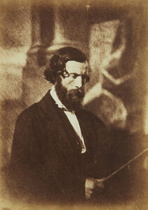 Portrait of Jules André