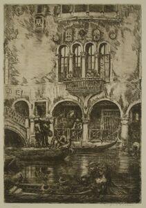 Venice, A Cardinal's Palace