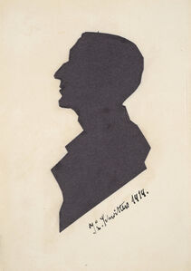 Untitled (Silhouette of a Stranger)