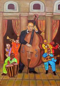 El Bajo (The Bass Player)
