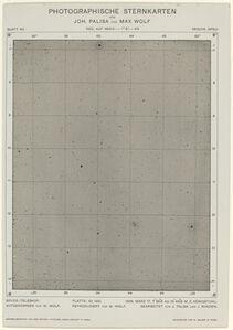 Photographische Sternkarten (March 17, 1906)