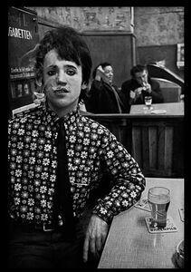Untitled, Cafe Lehmitz, Hamburg, 1967-1970