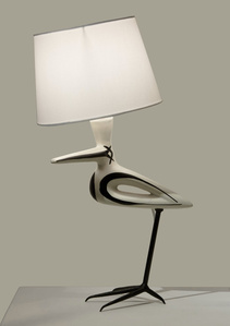 Lampe Oiseau- Echassier
