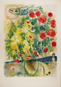 Roses et Mimosas (Nice et la Côte d'Azur)