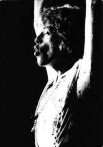 Mick Jagger, The Rolling Stones At Winterland