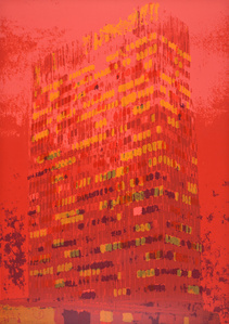 Lever House (Red)