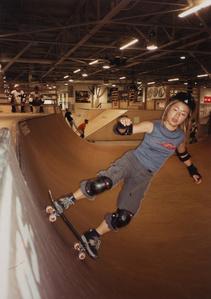 Skateboarder Series #35