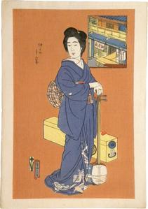 The Matsumoto Teahouse in Nakanomachi: The Geisha Chitosei