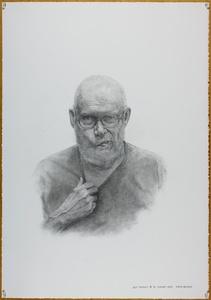 Self Portrait @ 80, August 2017