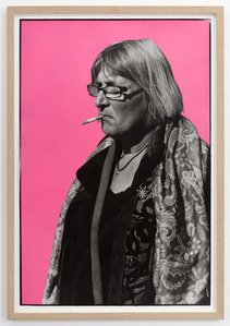 Woman, Paris (Smoker)