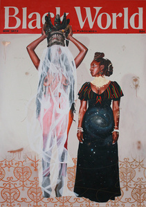 Femme Nue, Femme Noir