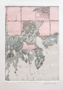 Pink Tiled Texture