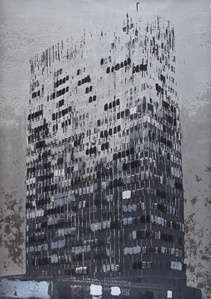 Lever House (Silver)