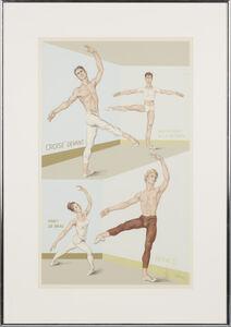 Four Ballet Positions