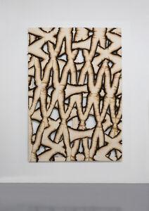 Untitled (Burnt Canvas)