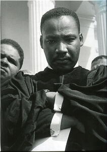 Martin Luther King Jr., Montgomery, Alabama