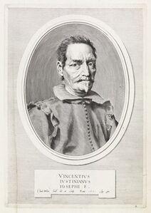 Vincentivs Ivstinianvs Iosephi . F.