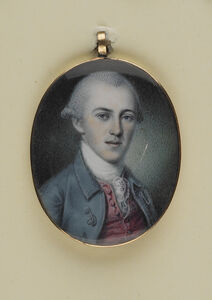 Portrait of Alexander Hamilton (1757-1804)