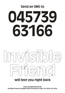 Invisible Friend