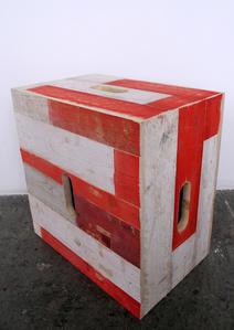 Tabouret Cabanon / Le Corbusier
