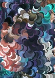 From the Lamella series, paintedwithitself, thewesterngardesanaroad #03.