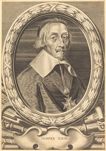 Armand Jean du Plessis, Cardinal Richelieu